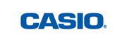 Logo of Casio brand