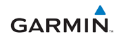 Logo of Garmin brand