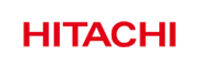 Logo of Hitachi brand