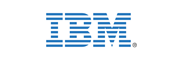 Logo of IBM brand