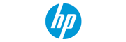 Logo of HP brand
