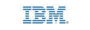 Logo of IBM brand